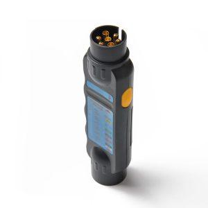 12V 7 Pin Car & Trailer Towing Lights Plug&Socket Cable Wiring Circuit Tester
