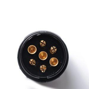Electrics Converter 7 Pin Trailer Caravan Plug Adapter To 13 Pin Towbar Socket
