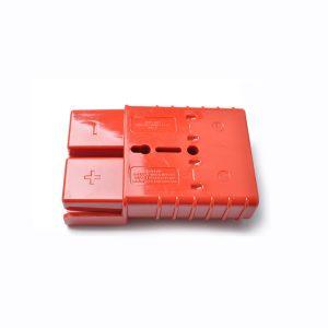 1 X RED 350 AMP CONNECTOR PLUG 350A TRAILER DUAL BATTERY FOR CAR CARAVAN 12v 24v 350A