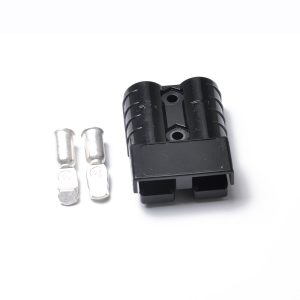 10 x Black 50Amp Battery Quick Connerctor Plug for Car Caravan Fridge Battery Charger
