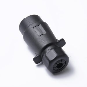 Professional 12V 7-pin trailer plug Round Pin Trailer Wiring connector 7-poles