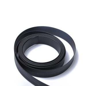 10mm 2:1 Heat Shrinkable Tube Shrink Tubing Wire Wrap Sleeve 6M 19Ft Black