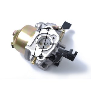 Carburetor Carb For HONDA GX160 GX200 5.5HP 6.5HP Engine Pump Carby Motor Free Gaskets