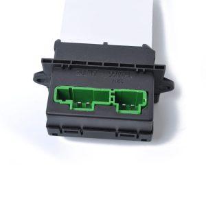 Heater Blower Fan Resistor + Connector/Wire For Citroen C2 C3 C5 Peugeot Renault