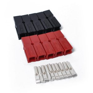 10 x Car Battery Quik Connector 15Amp Powerpole Electrical Connector Plug Golf Trolley Trailer RV