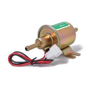 HEP-02A New Gas Diesel fuel pump Inline Low Pressure electric fuel pump 12V