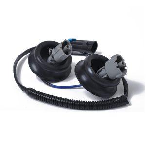 Replacement Knock Control Sensor & Wire for Chevy GMC Silverado Sierra 10456603 12601822