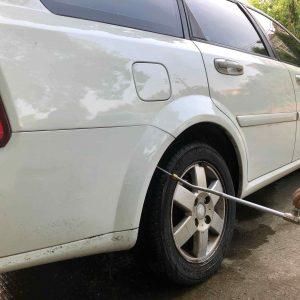 18″ Aluminium High Pressure Power Car Washer Spray Nozzle Water Gun Hose