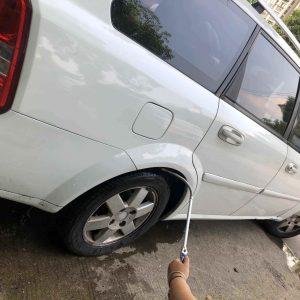 18″ Aluminium High Pressure Power Car Washer Spray Nozzle Water Gun Hose w/ 50ft Water Pipe