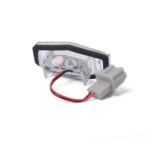2 x New LED License Plate Light Lamp Replacement 34100S84A01 fit for Honda Civic