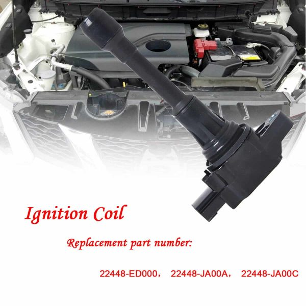 OEM:22448ED000 – Product Name:Ignition Coil – for Infiniti – Replacement cost