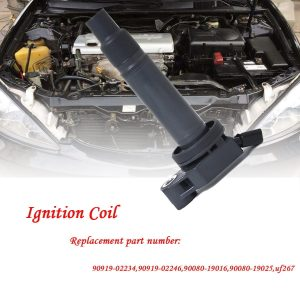 New Ignition Coil Replacement 90919-02234 for 1999-2003 Lexus ES300, Toyota Avalon 3.0L V6 UF267