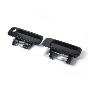 1 Set Outside Door Handle Fit For 1997-2001 Toyota Camry Front Rear Left Right 4PCS