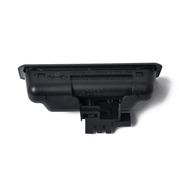 OEM:51247118158 – Product Name:Tailgate Handle – for BMW – Replacement cost