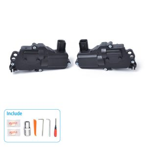 1 Pair of Left and Right Auto Part Central Mercury Door Lock Actuator With Toolkit 6L3Z25218A43AA for Ford