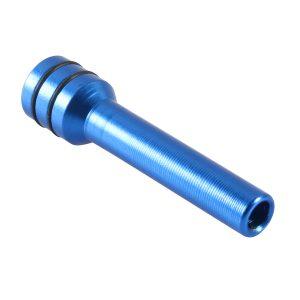 4 sets of Blue Aluminum Alloy Car Door Lock Knobs Kit for Cars