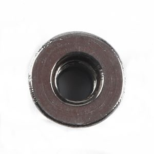 10 Packs-M8 Stainless Steel Hexagon Flange Nylon Nut With 13mm Wrench for Machinery