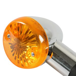 Light Indicator Bullet Blinker Kit for Motorcycles ATVs