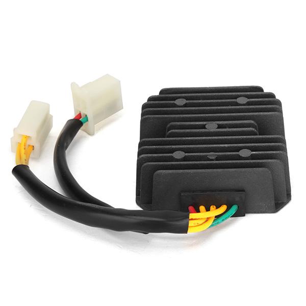 Motorcycle Voltage Regulator Rectifier SH532-12 For Honda CH125 CH150 CN250