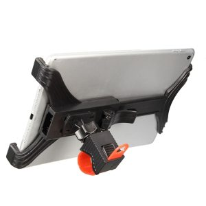 Motorcycle Car Bicycle Microphone Stand Holder Mount For iPad Air 2 Mini 4 3 7-11inch Tablet
