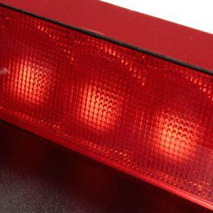 12V Car 5 LED Warning Rear Tail 3rd Third Brake Stop Light High Mount Lamp Red