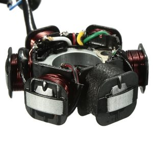 GY6 50 110 150cc 6 Pole Ignition Coil Stator Magneto For Scooter Moped ATV TAOTAO JCL