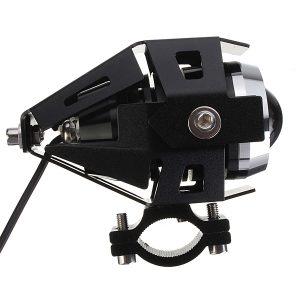 2pcs U5 Motorcycle LED Headlight 3000LM Waterproof Hi/Lo High Power Spot Lightt