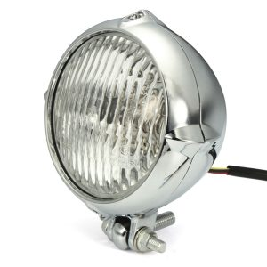 4 Inch H4 35W Motorcycle Headlight Lamp For Bobber Chopper