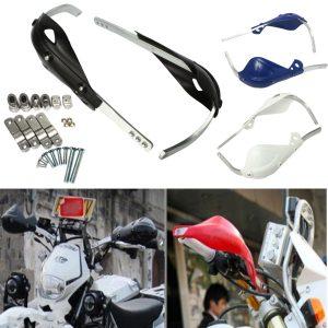 7/8inch Motorcycle Handlebar Guards Brush Bar Universal 3 Colors