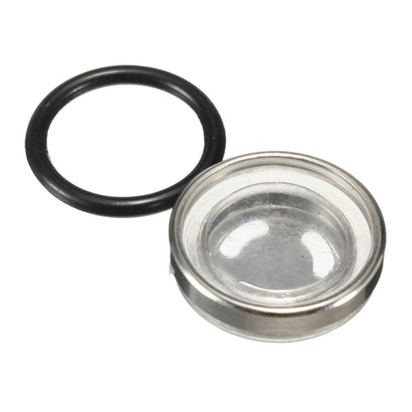18mm Sight Mirror Gasket For Brake Master Cylinder Reservoir Motorcycle Dirt Bike