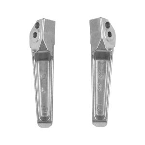 Motorcycle Rear Footrest Pedal Foot Pegs for Honda CBR600F CBR600F CB400