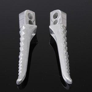 Motorcycle Rear Footrest Pedal Foot Pegs for Suzuki GSXR600 GSXR750 GSXR1000