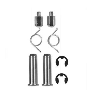 Motorcycle Front Footrest Pedal Foot Pegs for Kawasaki ZX6R Z1000 Z750