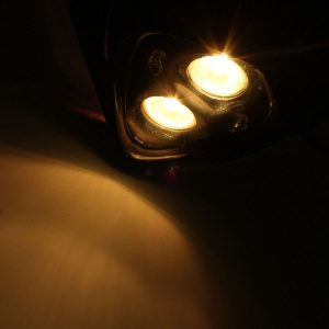 Motorcycle Headlight Halogen Lamp For Dirt Bike Street Bikes Street Fighter