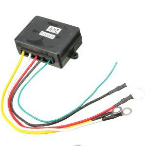 24V Recovery Electric Winch Crane Wireless Remote Controller for Truck ATV Winch