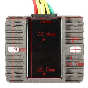 Voltage Regulator Rectifier For Honda CBR954 CBR 900 RR2/RR3 954cc Fireblade 2002-2003