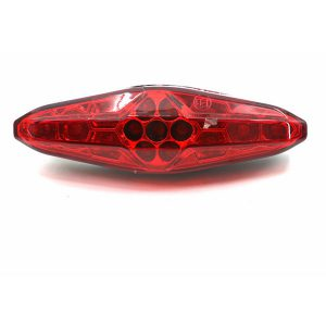 12V Motorcycle Retro Brake Light Plate Tail Lights For Harley Cruise Prince