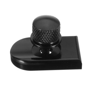 Seat Bolt Tab Screw Mounting Knob Cover For Harley Softail Streetbob Road King
