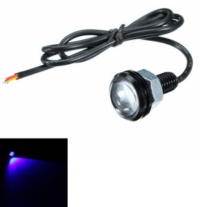 Motorcycle Waterproof Light Scooter LED Auxiliary Spot Lightts For GW250
