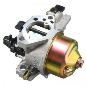 Carburetor With Insulator Gasket Kit For Honda GX390 GX340 13HP
