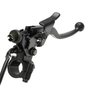 7/8inch 22mm Handlebar 150-250cc Drum Clutch Brake Lever For ATV Quad Motorcycle Scooter