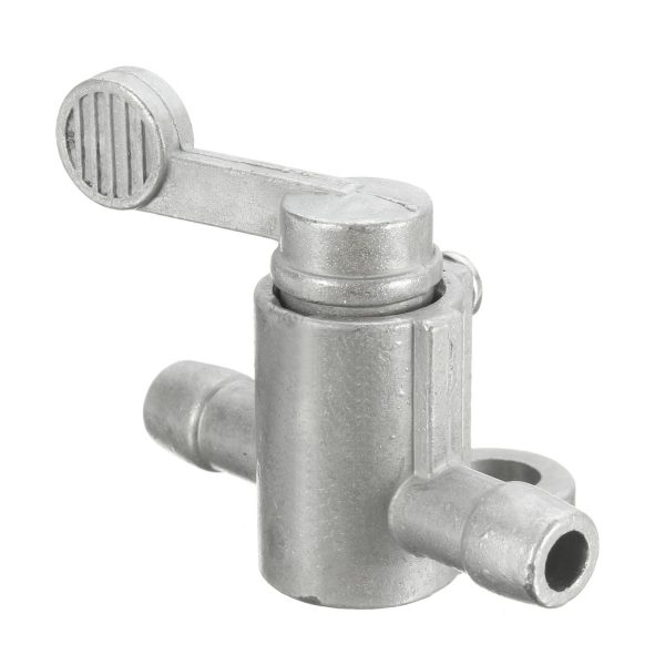 8mm Inline Fuel Tank Tap On/Off Petcock Switch For Quad Buggy Dirt Bike
