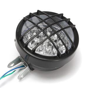 12V Front LED Headlight Lamp For ATV Quad 4 Wheeler Go Kart Roketa SunL Taotao