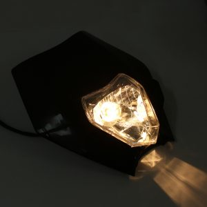 Amber Light Headlights Headlamp For EXC EXCF XCF XCW SXF SMR Enduro