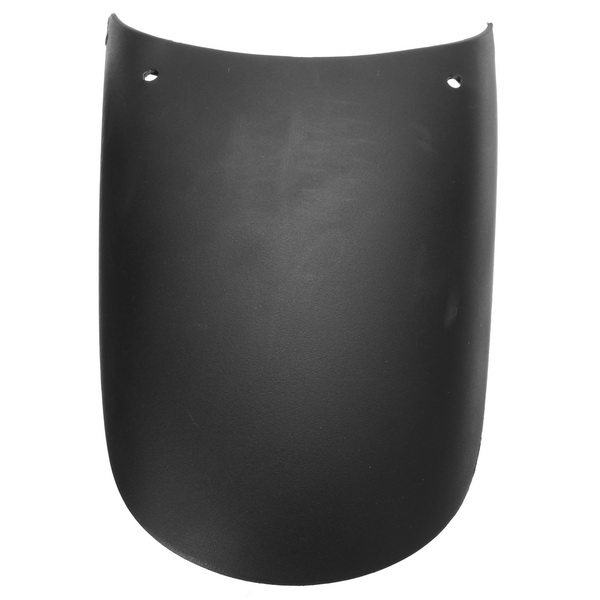 25X15cm/9.8X5.9in Motorcycle Front Fender Mudguard Universal Modified