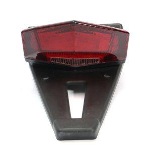 LED Fender Tail Rear Brake Turn License Plate Light Motorcycle Dirt Bike