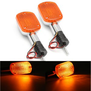 Turn Signals Blinker Light For Honda Shadow VTX Steed Rebel Magna 250 400 750