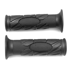 Pair 7/8in 22mm Motorcycle Throttle Handlebar Grip For Gy6 50cc 150cc Scooter Moped Taotao