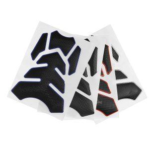 Motorcycle Tank Pad Decals Stickers For Honda/Suzuki/Yamaha/Kawasaki
