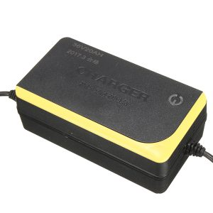 36V 20AH Intelligent Charger For Electric Scooter Bike Capable Lead Acid Battery
